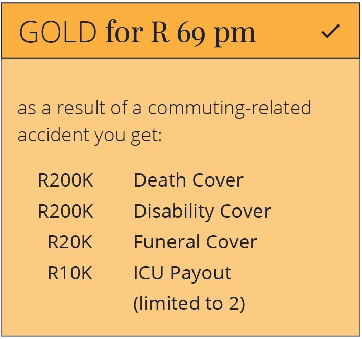 Gold for R69pm