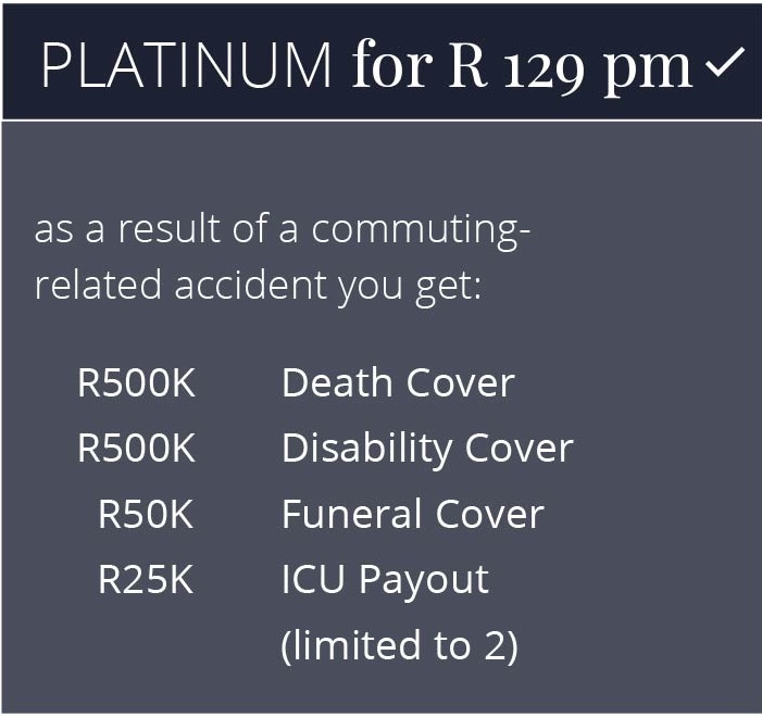 Platinum for R129pm